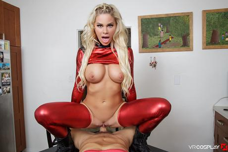 Lady Deadpool A XXX Parody screenshot